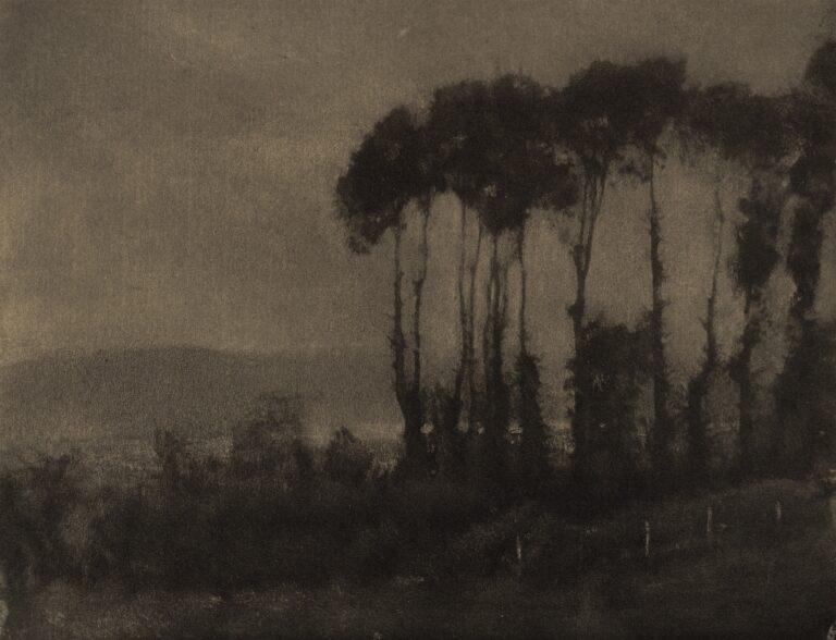 Robert Demachy, La vallée de la Touques